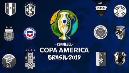 Chile en la Copa América 2019: el fixture de los partidos que la 'Roja' jugará en Brasil