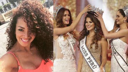 Adriana Zubiate se suma a Karen Schwarz y Viviana Rivasplata como jurado del Miss Perú 2019