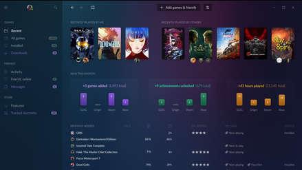 GOG anuncia Galaxy 2.0, la aplicación que reunirá todos tus juegos de PC en un solo lugar