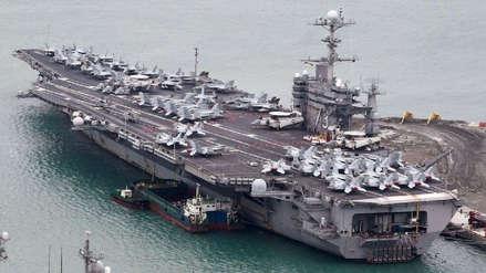 Irán vigila el despliegue militar de EE.UU. en el golfo Pérsico y amenaza con