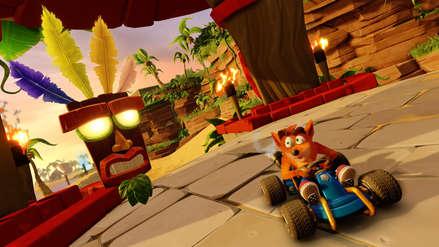 Crash Team Racing: Así funcionará el multijugador online del esperado remake