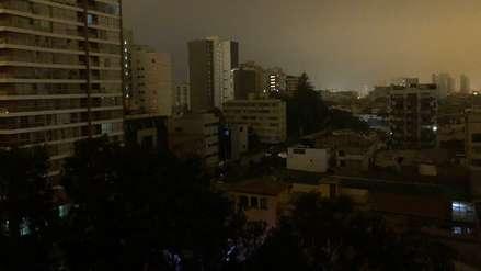 ¿Por qué se produjo corte de luz en más de seis distritos de Lima?