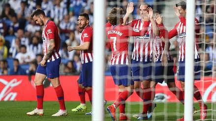 Otro histórico jugador del Atlético de Madrid se despidió del club