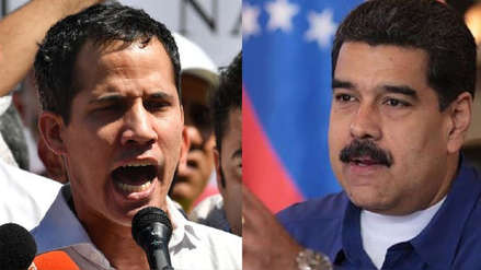 Juan Guaidó afirma que Nicolás Maduro debe decidir si sale por