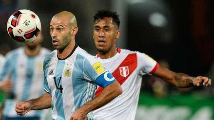 Javier Mascherano y la opción de estar en Lima 2019: