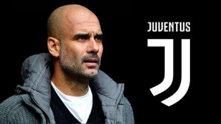Pep Guardiola fichará por Juventus el 4 de junio, afirman en Italia