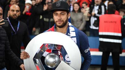 ¡Sin permiso del DT! Neymar dejó los entrenamientos del PSG por esta razón
