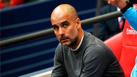 ¡No va a la Juventus! El Manchester City desmiente los rumores sobre Pep Guardiola