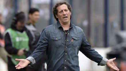 Pedro Troglio cerca de volver a dirigir en el fútbol peruano
