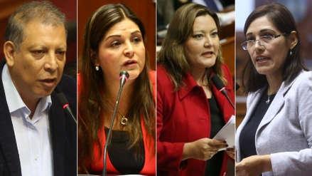 Arana evalúa denunciar ante Ética a parlamentarias de F.P. que no firmaron informe sobre Chávarry