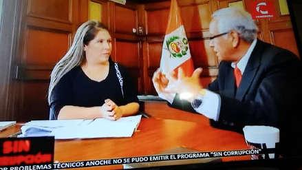 Programa de Yeni Vilcatoma se emitió luego de que la congresista anunció que había sido suspendido