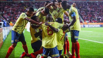 Colombia ganó 2-0 a Polonia en su estreno en el Mundial Sub 20