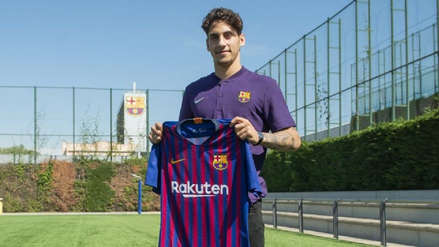 Barcelona fichó a Ludovit Reis: Así juega el nuevo refuerzo azulgrana