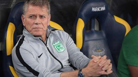 ¡No va más! Paulo Autuori renunció a la dirección técnica de  Atlético Nacional