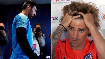 Messi: así reaccionó sobre el posible fichaje de Griezmann a Barcelona