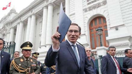 Reforma política   ¿Qué cambios a la Constitución propone el Gobierno para reordenar el sistema político peruano?