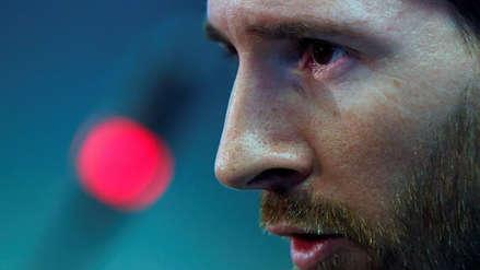 ¿Se va? Lionel Messi habló sobre su continuidad en Barcelona