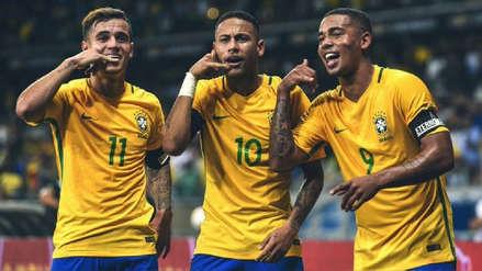 Selección de Brasil sale en defensa de Neymar: