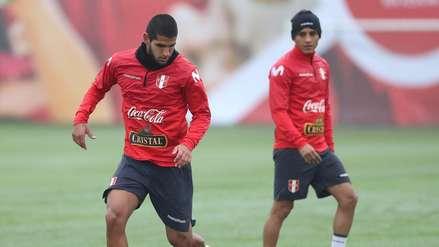 Luis Abram se unió a los entrenamientos de cara a la Copa América 2019