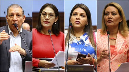 Arana: Salazar, Beteta y Takayama firmaron denuncia constitucional contra Chávarry