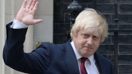 Boris Johnson es el favorito para suceder a Theresa May en el cargo