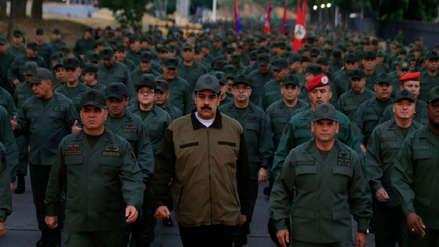 Rusia admitió que ayuda a Ejército venezolano a prepararse