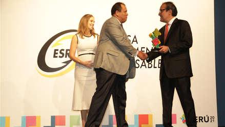 Pluspetrol es reconocido con el Distintivo Empresa Socialmente Responsable otorgado por Perú 2021 y CEMEFI