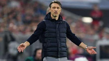 ¡No se va! Bayern Munich confirmó la continuidad de Niko Kovac para la próxima temporada