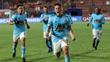 Gol de 'Titi' Ortiz fue nominado al mejor de la semana en la Copa Sudamericana