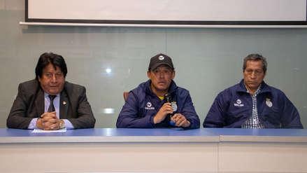 Juan Reynoso mostró su enojo con Real Garcilaso: