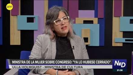 Ministra Holmquist: Montenegro compartió