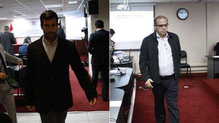 Poder Judicial dictó impedimento de salida del país a Samir Atala y José Nava por 36 meses
