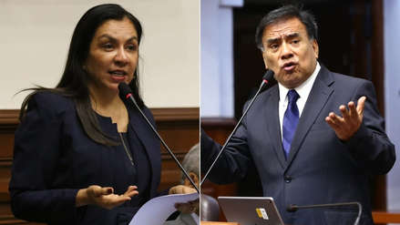 Fiscal: Marisol Espinoza y Velásquez Quesquén recibieron dinero en efectivo para favorecer a Oviedo