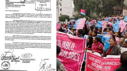 Julio Rosas: Manifestación contra el enfoque de género en la Plaza Bolívar tenía permiso del Congreso