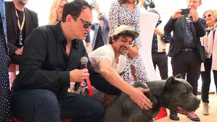 Festival de Cannes: Nueva cinta de Quentin Tarantino gana su primer premio gracias a la pitbull Brandy