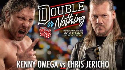 AEW Double or Nothing: El rival de WWE debuta esta noche y esta es su lujosa cartelera