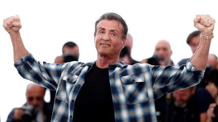 Sylvester Stallone quiere relanzar 'Cobra' como una serie de televisión