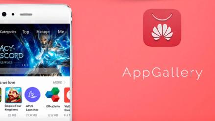 App Gallery: La tienda de aplicaciones de Huawei que puede reemplazar a Google Play
