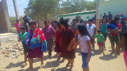 Lambayeque   Amplían 45 días estado de emergencia en Mórrope por consumir agua contaminada con arsénico