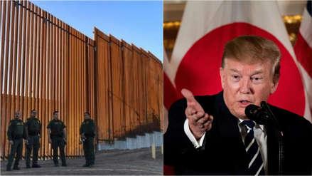 EE.UU. | Donald Trump apelará la decisión de juez que bloqueó la construcción del muro en frontera