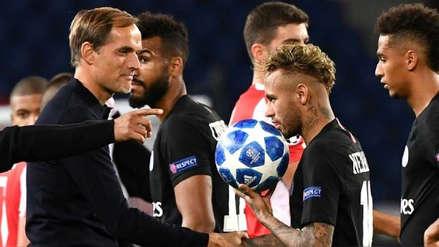 PSG respaldó a Thomas Tuchel: le amplió contrato hasta 2021