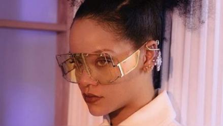 Estas son las primeras imágenes de la nueva colección de ropa de Rihanna