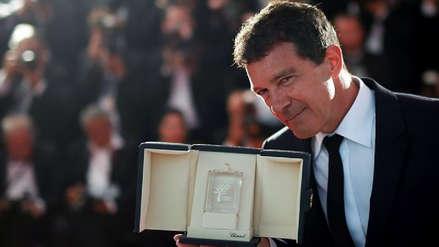 """Cannes 2019: Antonio Banderas se lleva el premio a mejor actor por """"Dolor y Gloria"""""""