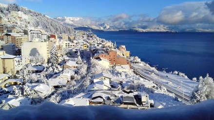 Invierno en Bariloche: Descubre la ciudad argentina con estas 10 fotografías