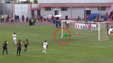 Universitario: José Carvallo se lució con penal atajado ante Ayacucho FC