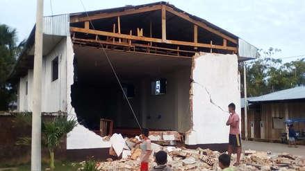 Estas son las cifras de los daños a nivel nacional que dejó el terremoto originado en Loreto