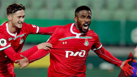 Jefferson Farfán volverá a jugar la Champions League con Lokomotiv