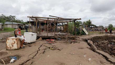 Terremoto en Loreto | Minsa: 18 casas están inhabitables en Lagunas, epicentro del sismo