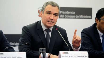 Salvador del Solar: El Congreso