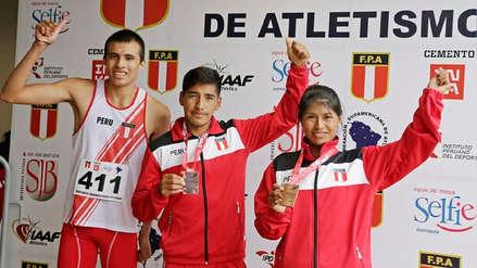 Perú consiguió cinco medallas en el Campeonato Sudamericano de Atletismo